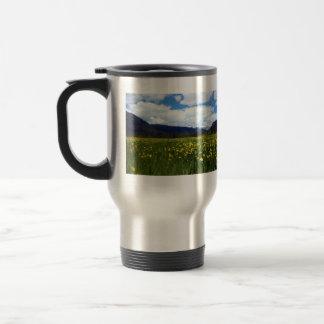 Buttercups Near Mount Lassen, Northern California Coffee Mugs