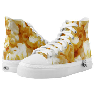 Buttered Popcorn High Tops