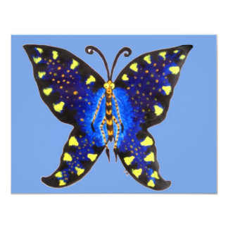 Butterflew the butterfly custom announcements