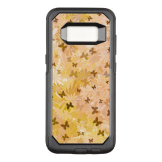 Butterflies and Daisies by Shirley Taylor OtterBox Commuter Samsung Galaxy S8 Case