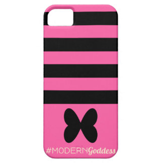 Butterflies and Hashtags Case For The iPhone 5