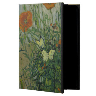Butterflies and Poppies by Vincent Van Gogh iPad Air Cases