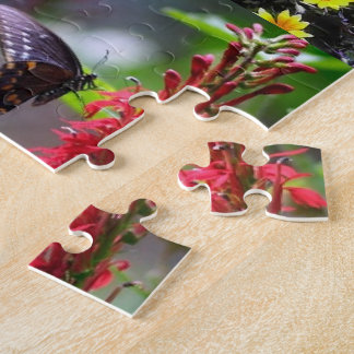 Butterflies at Work Photo Puzzle and Gift Box