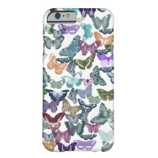 Butterflies Barely There iPhone 6 Case
