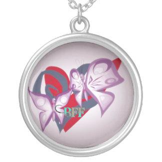 Butterflies BFF Custom Necklace