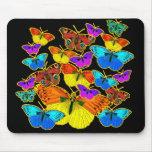 Butterflies! Butterflies! Mousemats