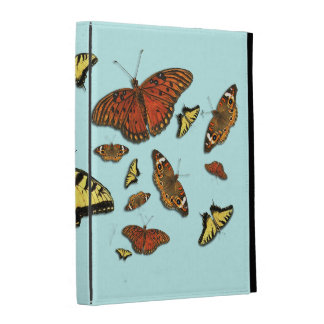 Butterflies Collage Caseable Folio for iPad iPad Folio Cover