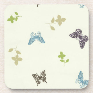Butterflies Drink Coasters