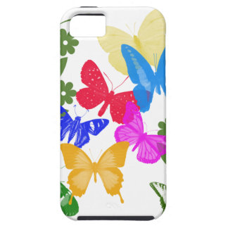 butterflies cover for iPhone 5/5S