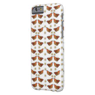 Butterflies Daisies Phone Case