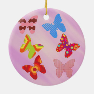 Butterflies Ornaments