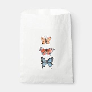 Butterflies Favour Bag