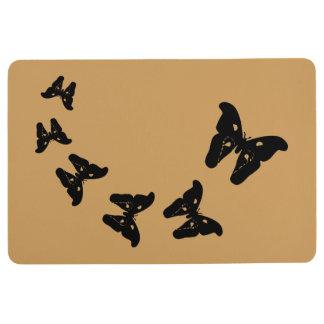 Butterflies Floor Mat