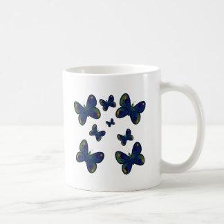 Butterflies for kids gifts coffee mug