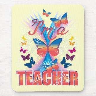 Butterflies I'm a Teacher Mouse Pad