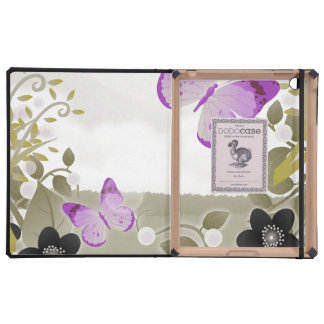 Butterflies in the Sun Case For iPad