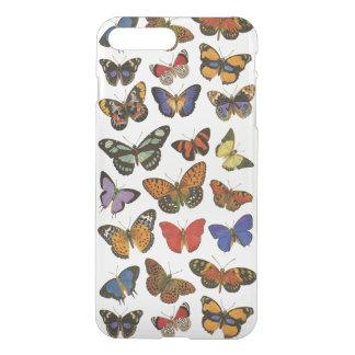 Butterflies iPhone7 Plus Clear Case