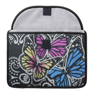 """Butterflies & Lace 2 13"""" MacBook sleeve Sleeves For MacBooks"""