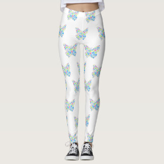 BUTTERFLIES LADIES LEGGINGS
