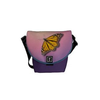 BUTTERFLIES COURIER BAGS
