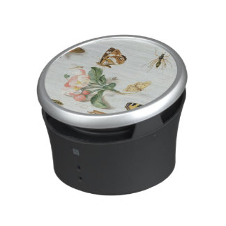 Butterflies, moths and other insects bluetooth speaker