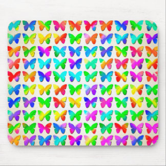 Butterflies Mouse Pad