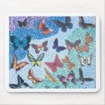Butterflies Mousemats