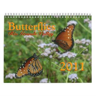 Butterflies of the Rio Grande Valley Calendar