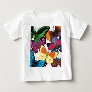 Butterflies of the World Baby T-Shirt