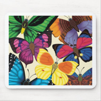 Butterflies of the World Mouse Pad
