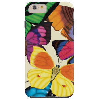 Butterflies of the World Tough iPhone 6 Plus Case