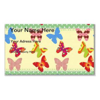 Butterflies Pack Of Standard Business Cards