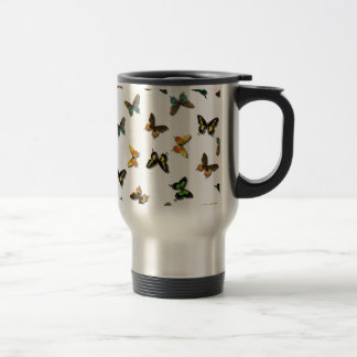 Butterflies Pattern Coffee Mug