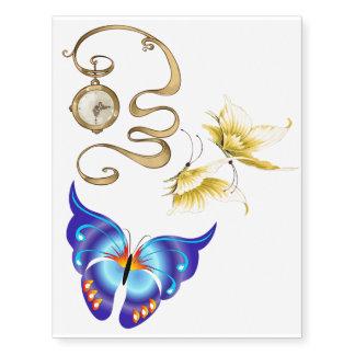 Butterflies & Time