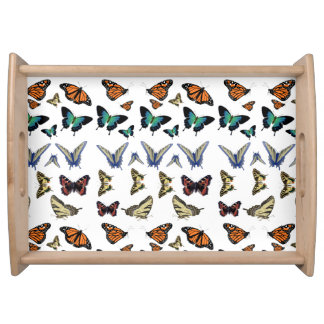 Butterflies Tray