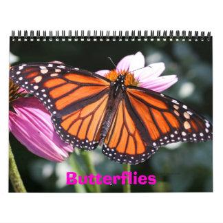 Butterflies Wall Calendars