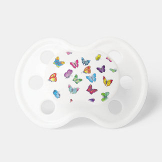 butterfly 0-6 months BooginHead® Pacifier