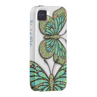 Butterfly 1 Case-Mate Case Case-Mate iPhone 4 Covers