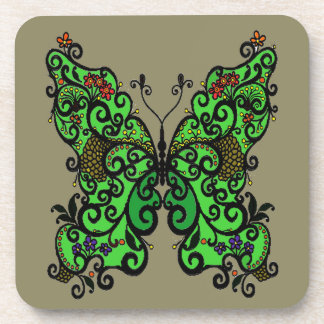 Butterfly 1 coaster