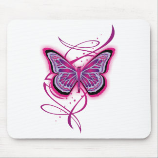 Butterfly 1 mouse pad