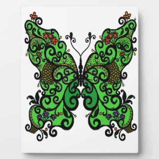 Butterfly 1 plaque