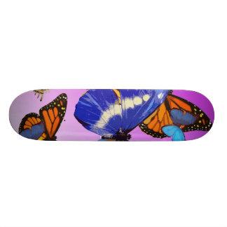 Butterfly 21.6 Cm Skateboard Deck