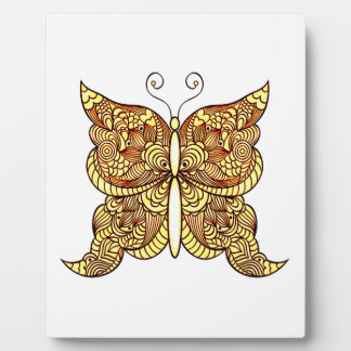 Butterfly 5 plaque