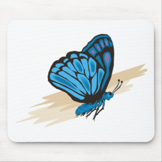 Butterfly 7 mouse pad