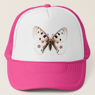 Butterfly 9 trucker hat