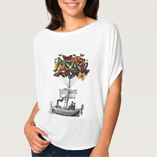 Butterfly Airship T-Shirt