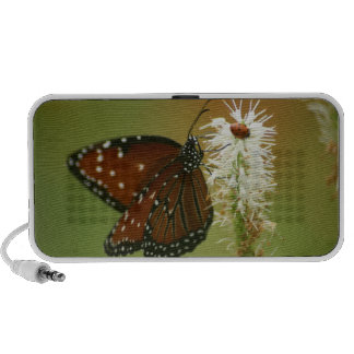 Butterfly and Ladybug Travel Speaker
