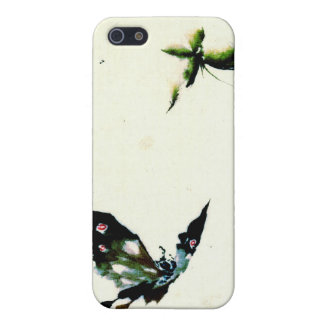 Butterfly and Moth 1840 iPhone 5/5S Case