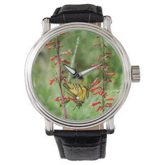 Butterfly and Wildflowers Watch