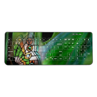 Butterfly Art2 Wireless Keyboard